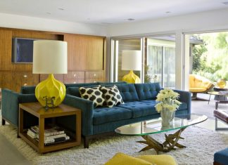 Modern-mid-century-living-room-interior-design