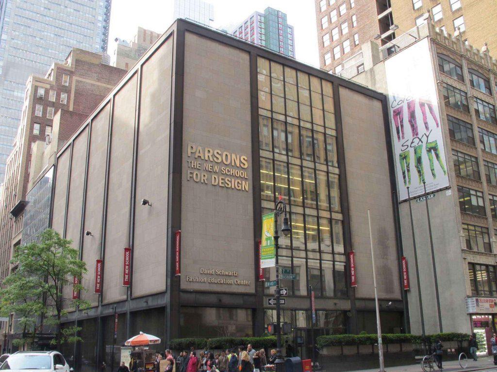 interior design college - Parsons School of design