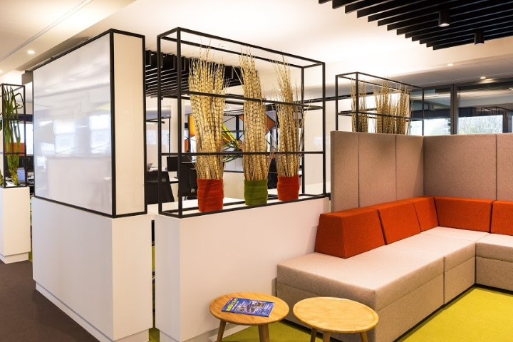 Unity office by Kitzig Interior Design Buren Germany