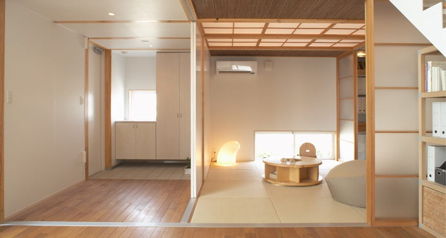 clean and simple japanese design