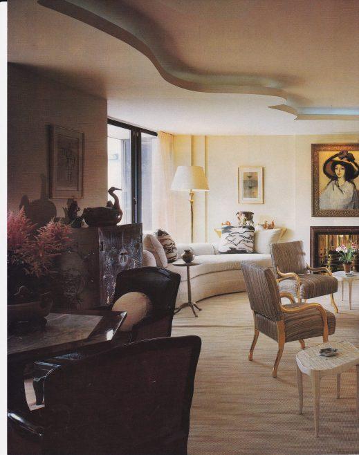 rockefeller living room design