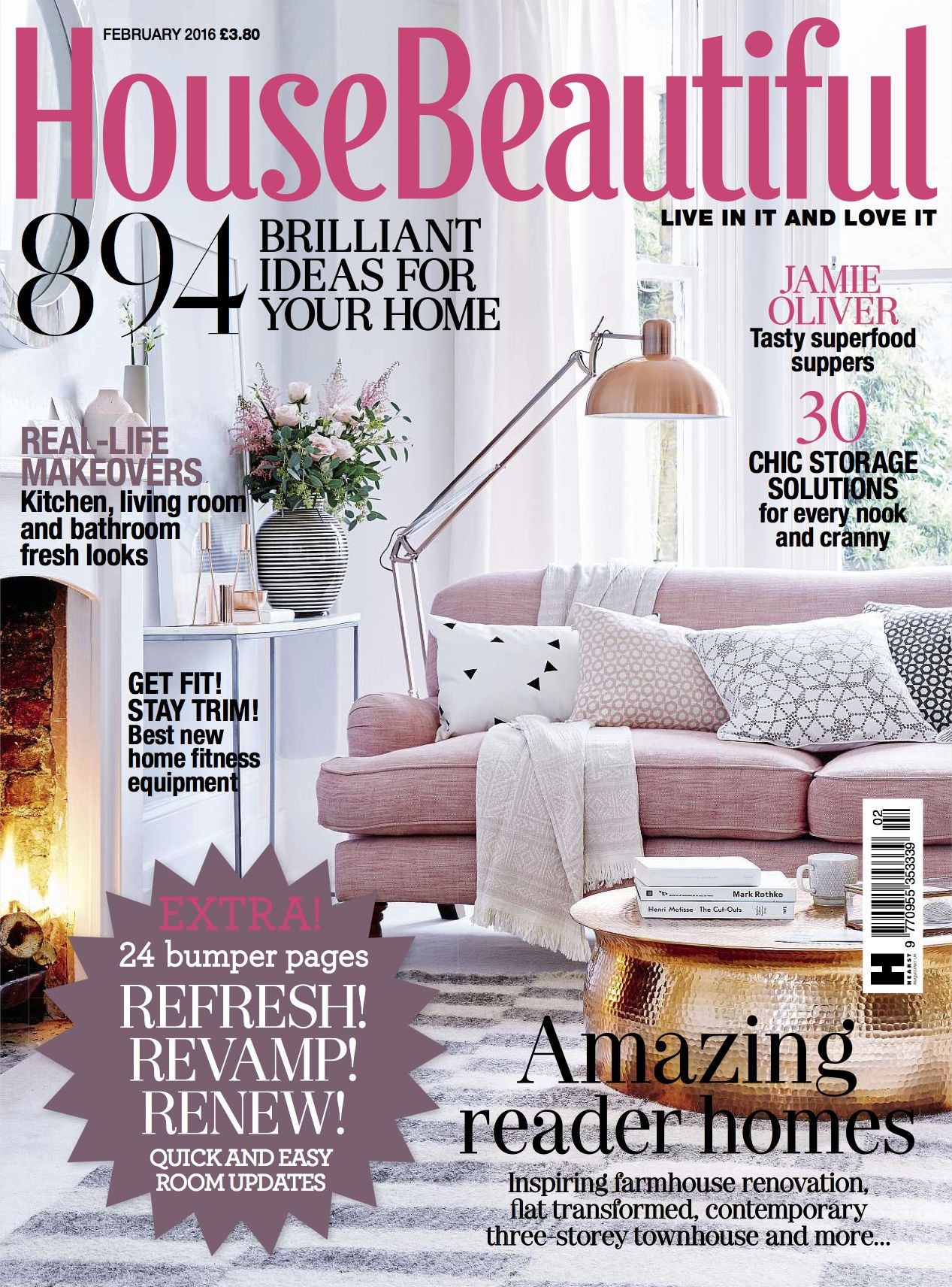 interior design magazine - house beautiful