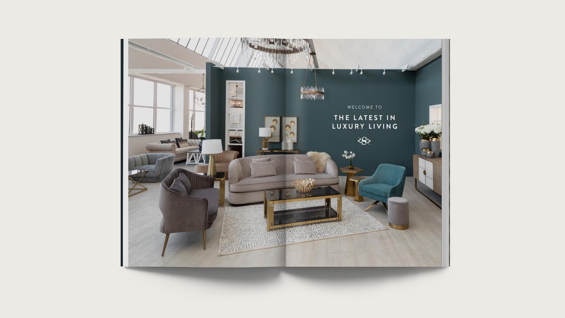 how to create interior design portfolio