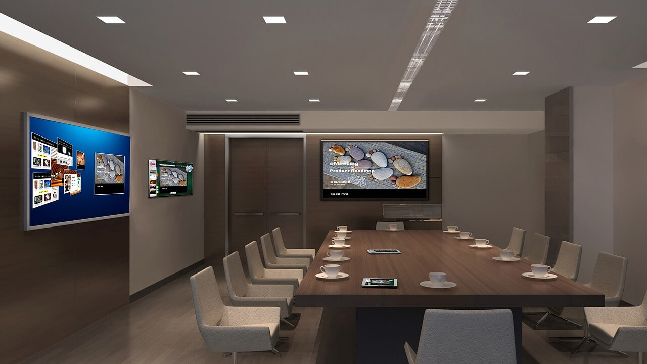 Smart technology interior design trends