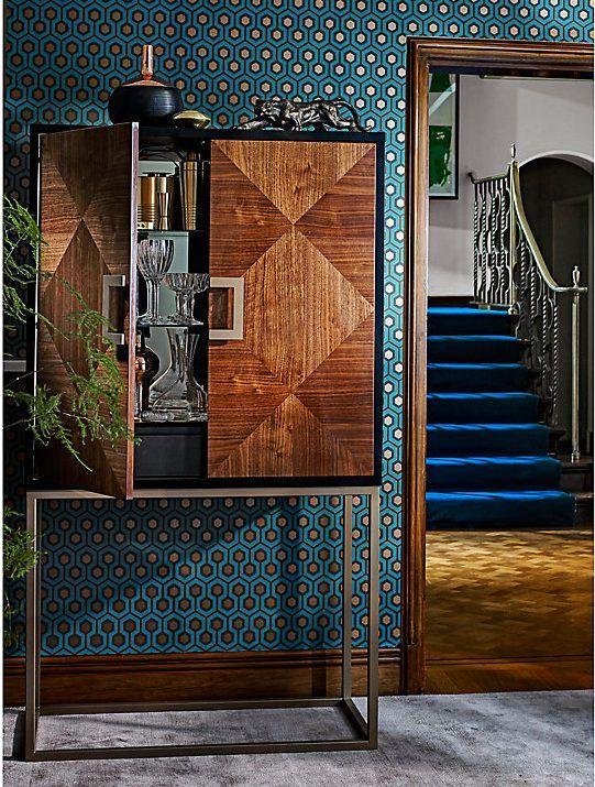interior design of David Hicks