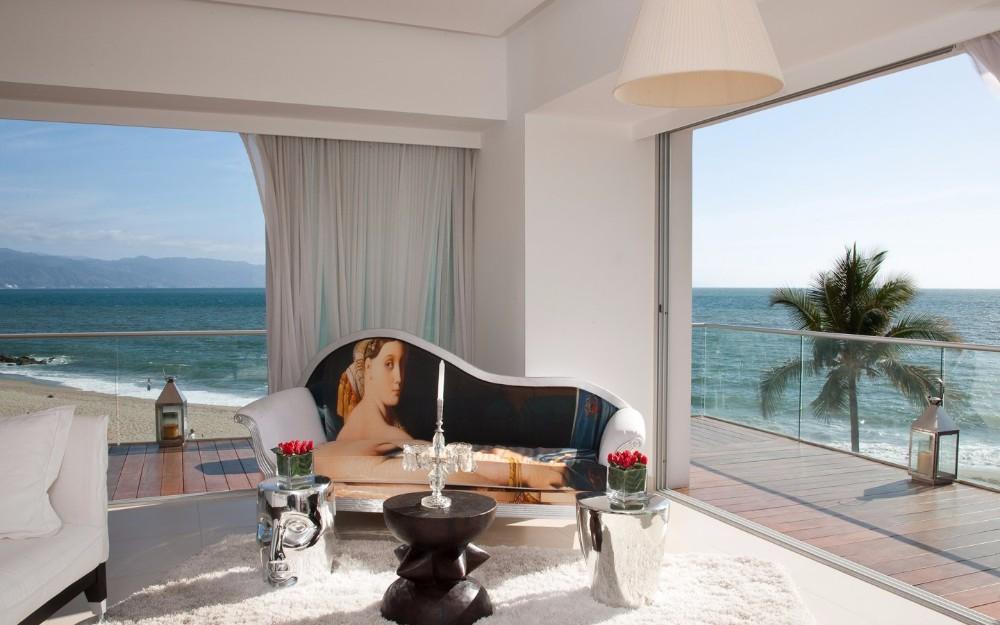 interior design of Philippe Starck