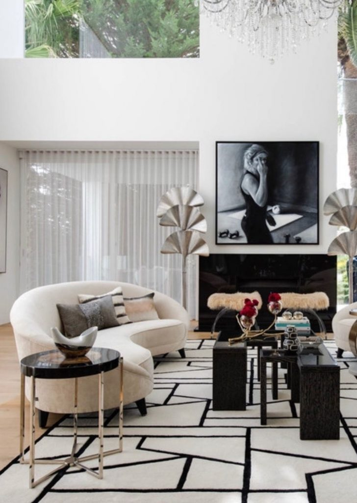 modern art decor