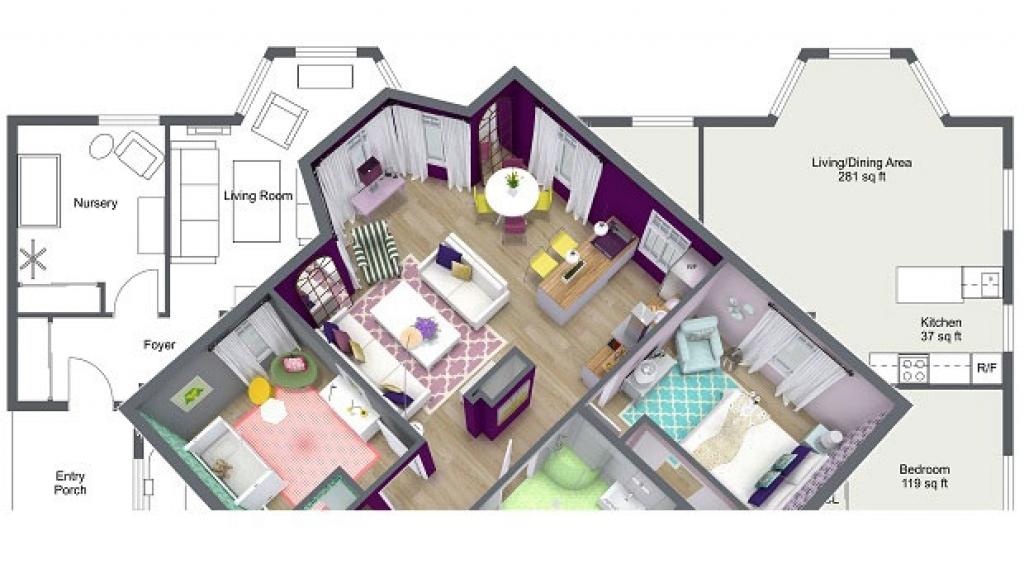 Online Home Interior Design Create Professional Interior Design Drawings Online Roomsketcher Best Decoration