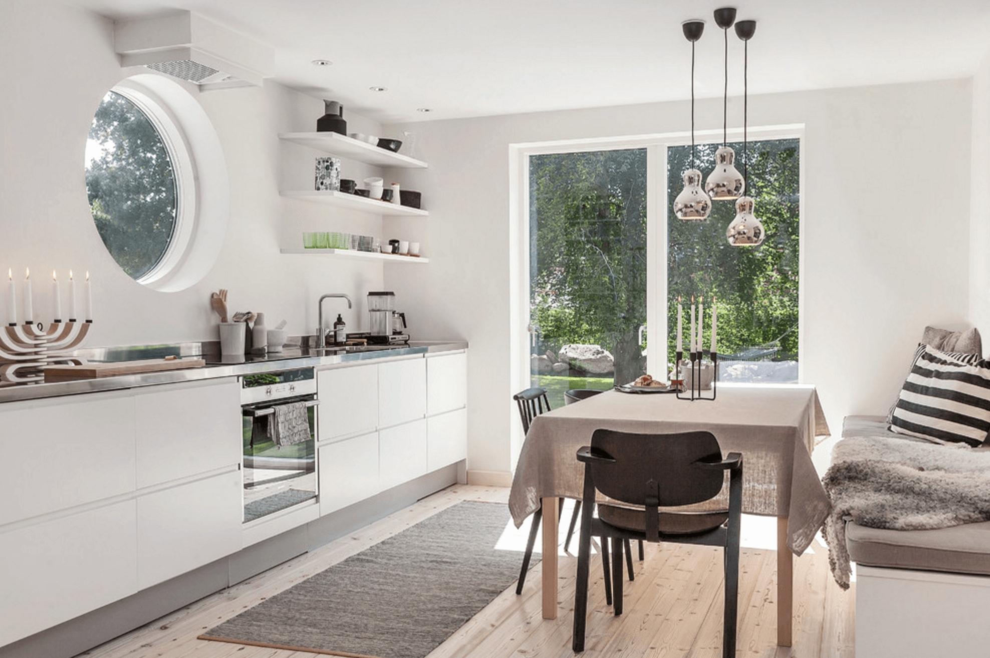 scandinavian home design plans New Scandinavian House Design