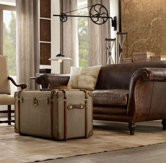 steampunk design furniture