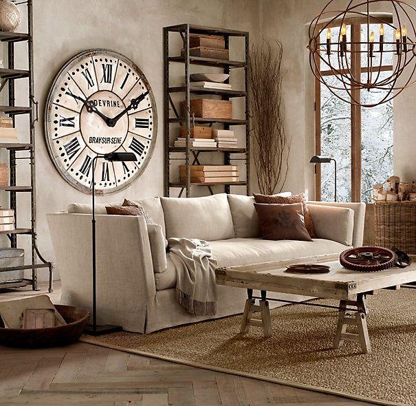 steampunk interior decor items