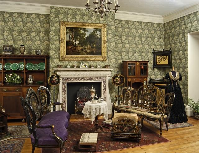 Vintage Interior Design Inspirations
