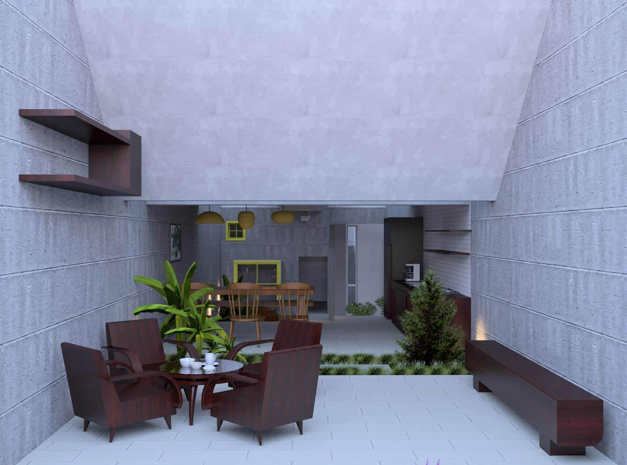 3d visualized rooms