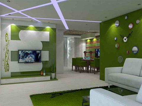 Hall interiors and design ideas