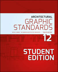 Architectural Graphic Standards Book