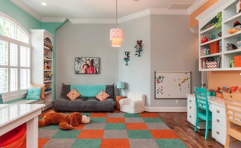 Kids living room design ideas