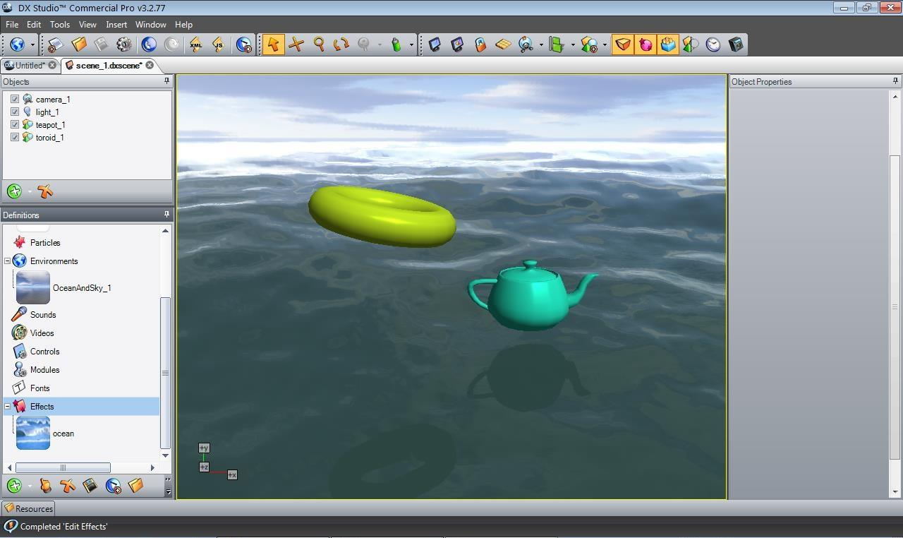 3D Rendering and modeling