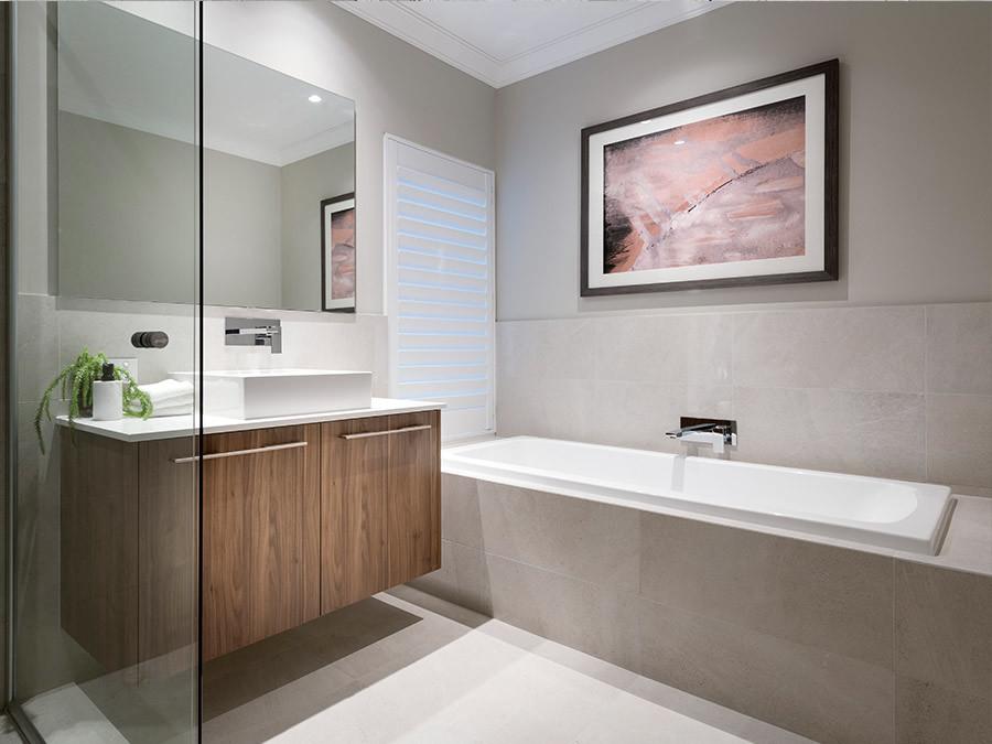 freestanding inset bathtub dimensions