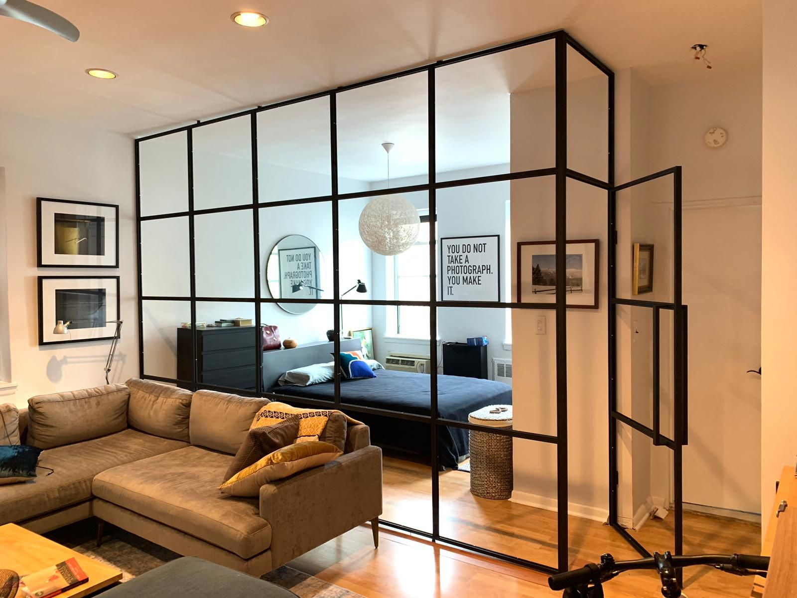 glass partitions and room dividers