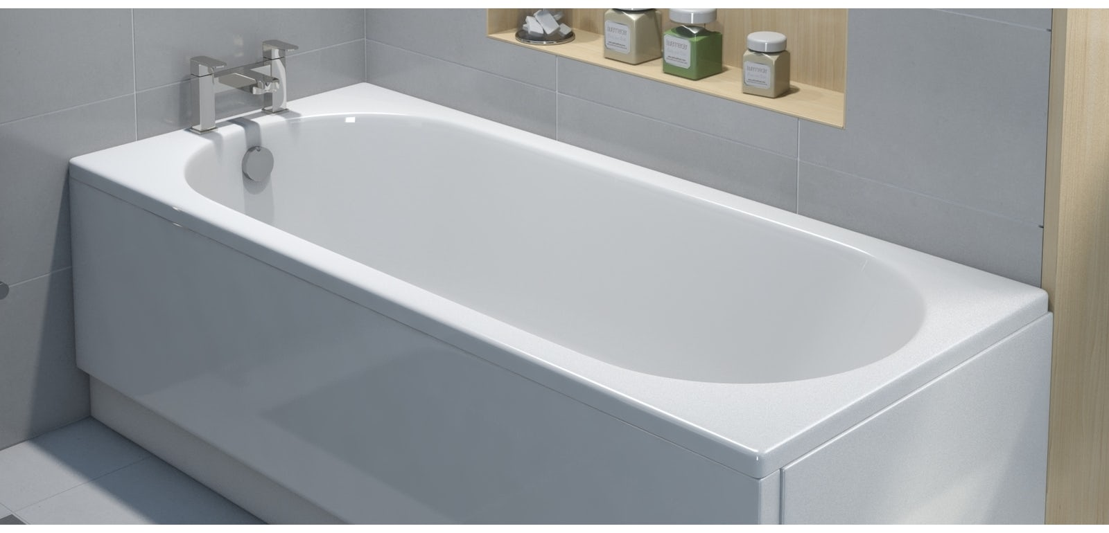 standard bathtub dimensions