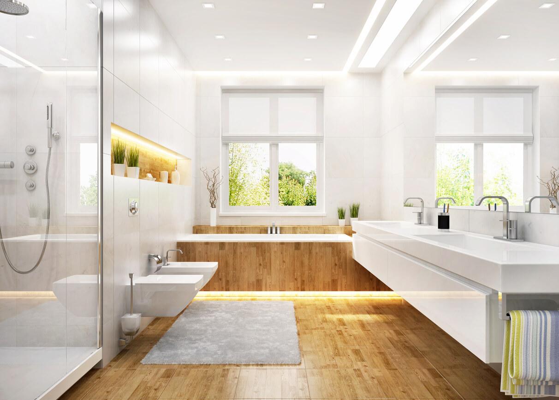6 Best Bathroom Lighting Ideas For All Bathroom Design Styles Foyr Bathroom lights ideas png