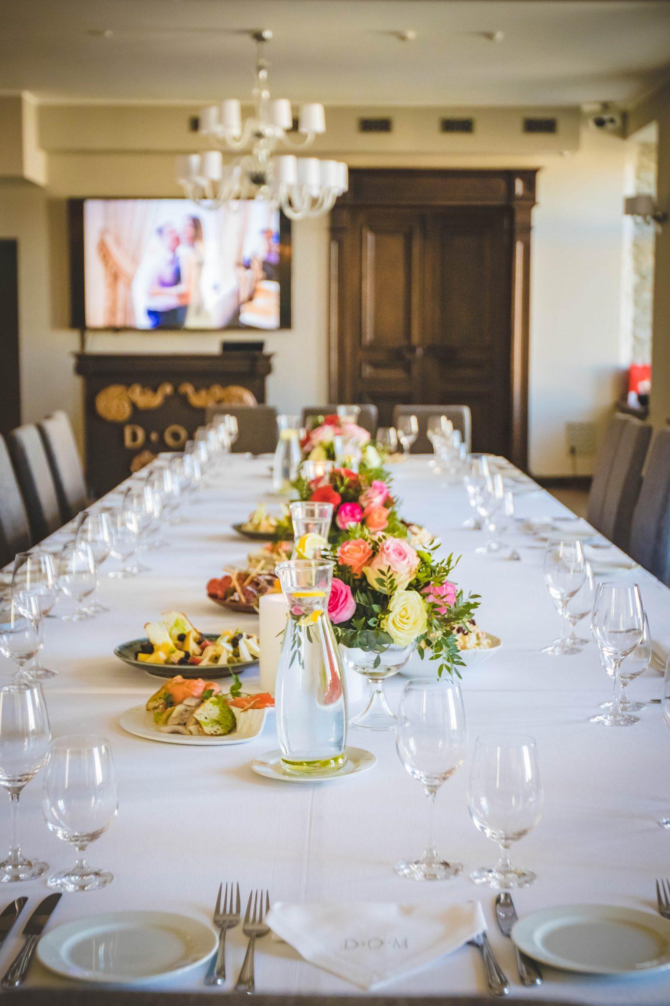 Royal Dining Room Design