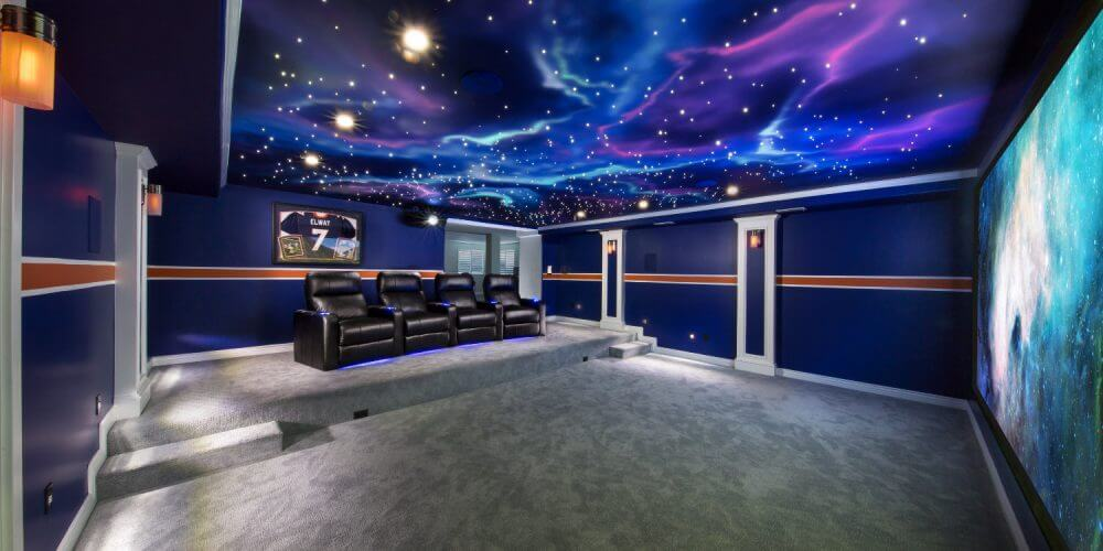 Home Theatre Lighting ideas