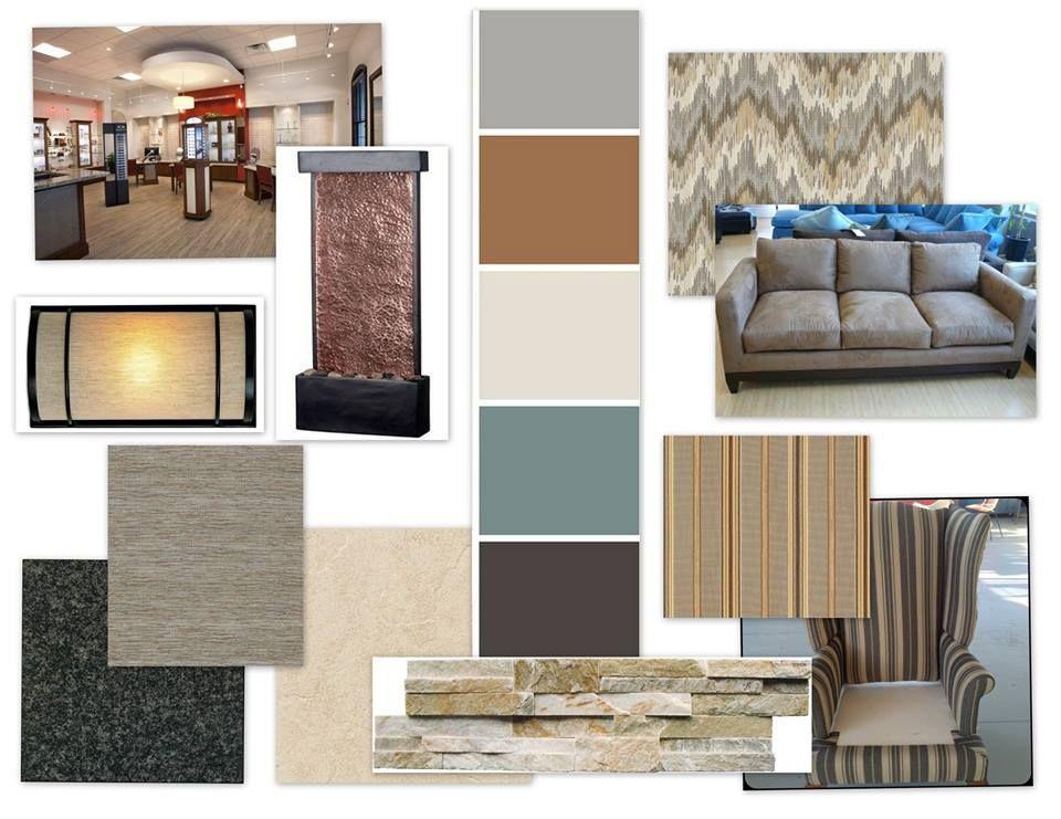 color palette for office decor ideas