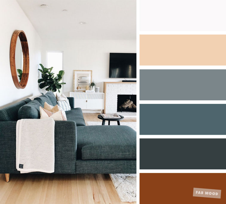 color scheme for small living room