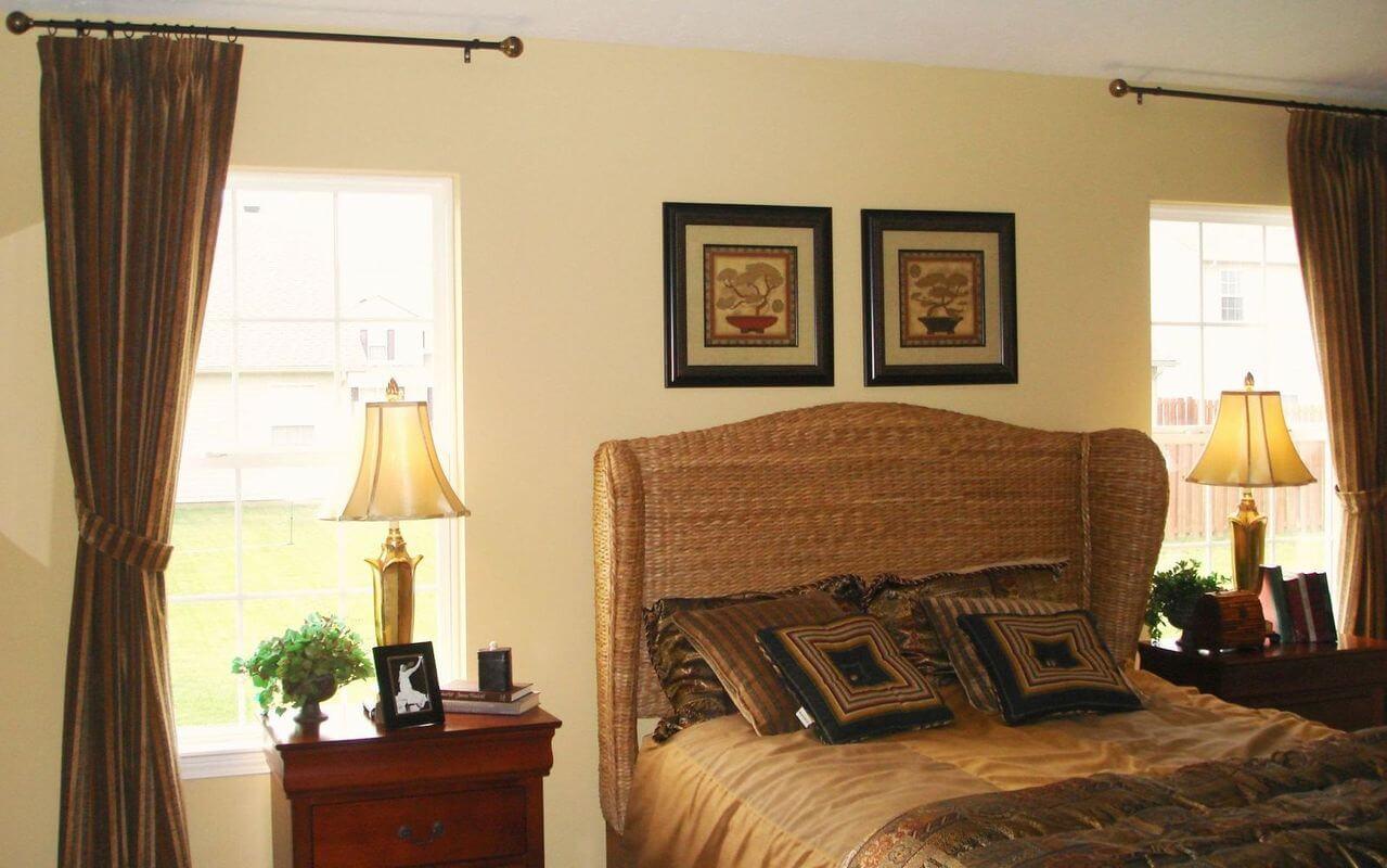 lighting for master bedroom