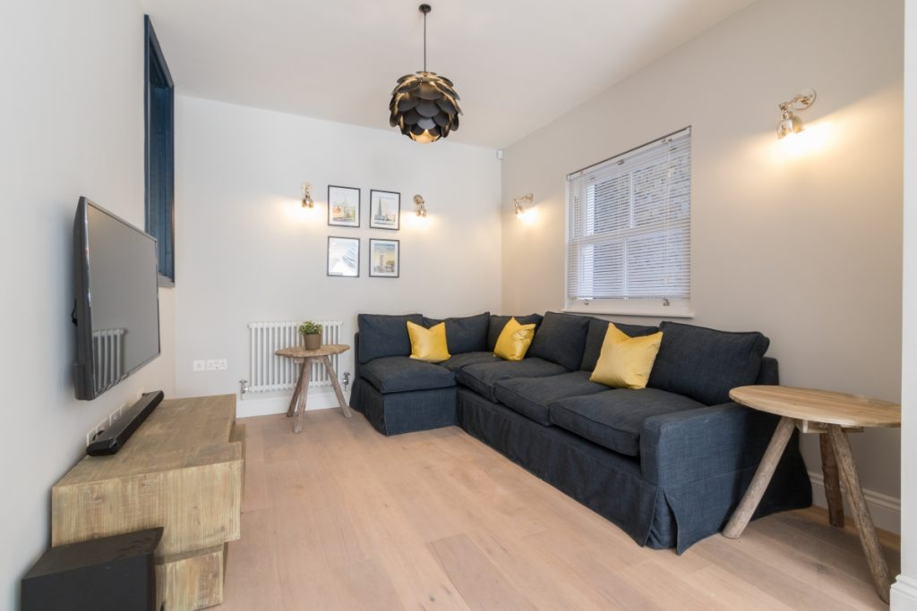 lighting for small living room