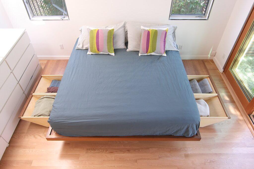 master bedroom storage ideas