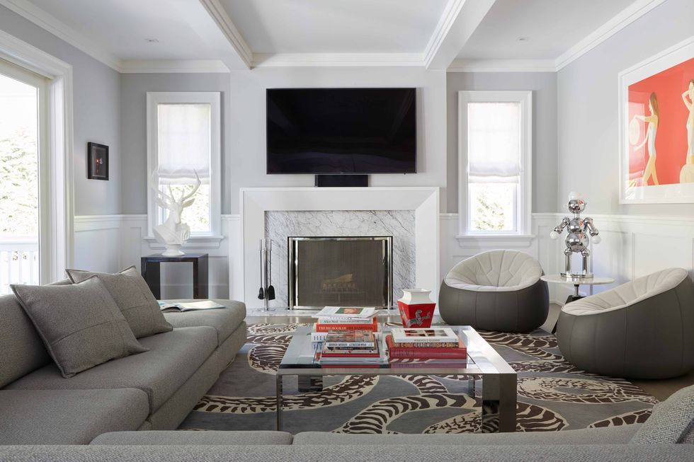 rugs - living room interior design ideas