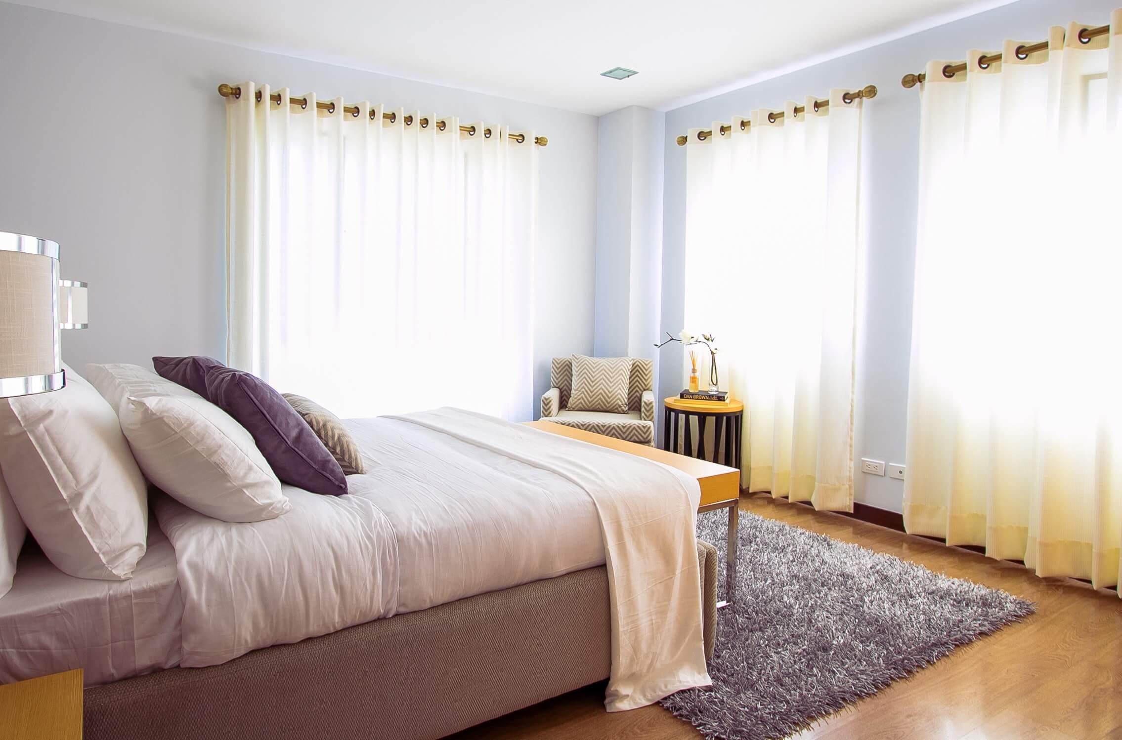 foldaway furniture Studio Apartment Layout