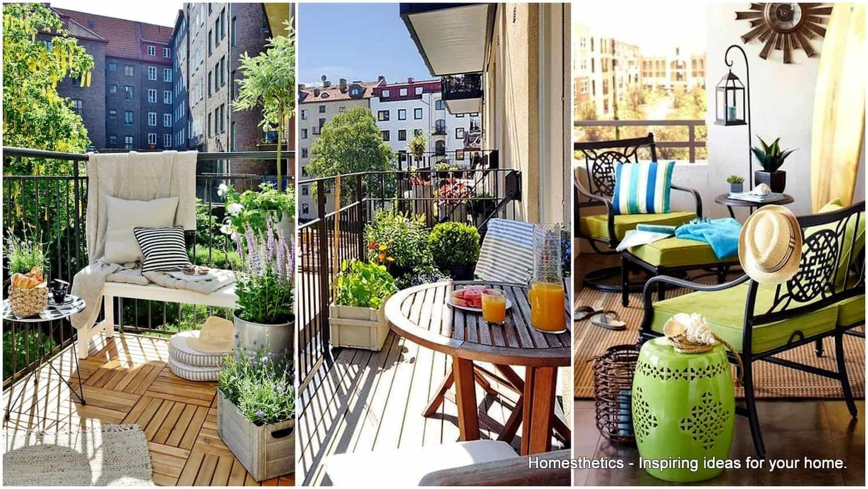 Balcony design and renovation ideas