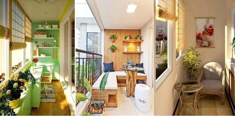 Trending balcony designs