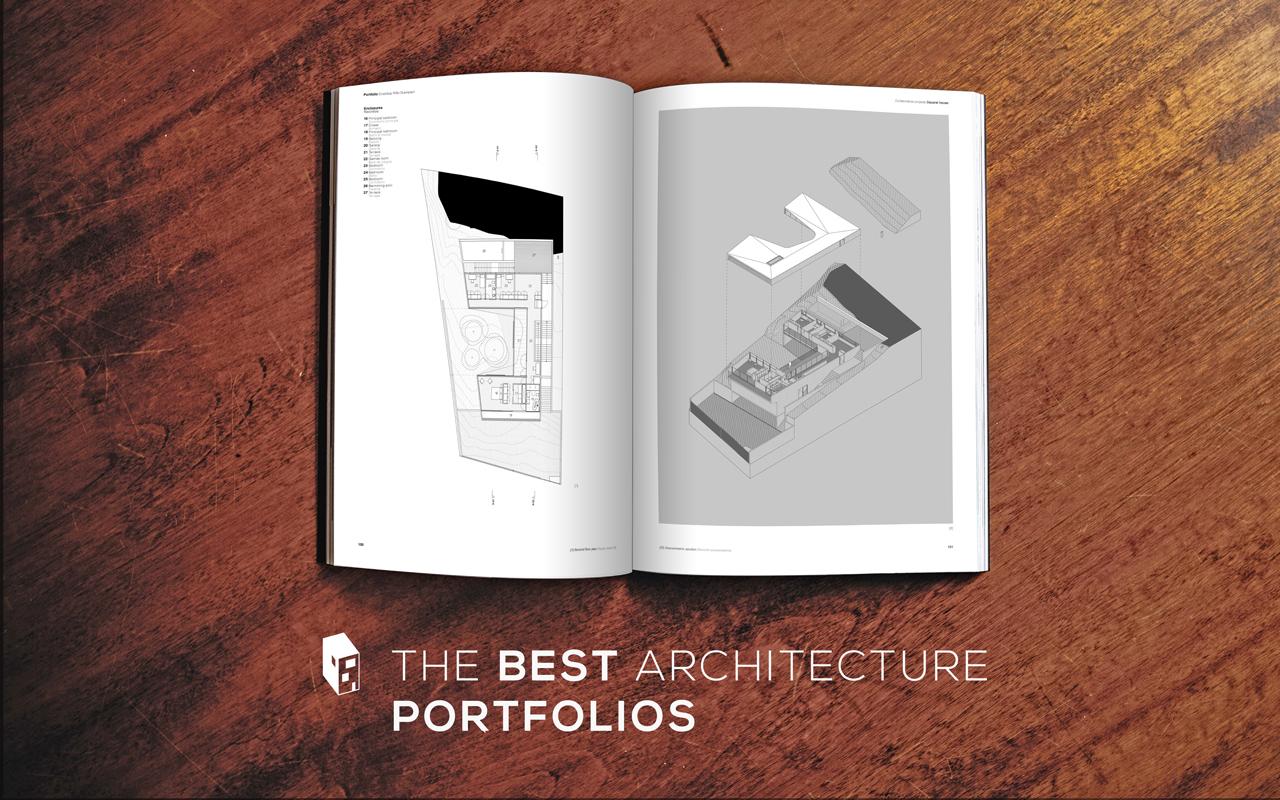 best ways to create architecture portfolio