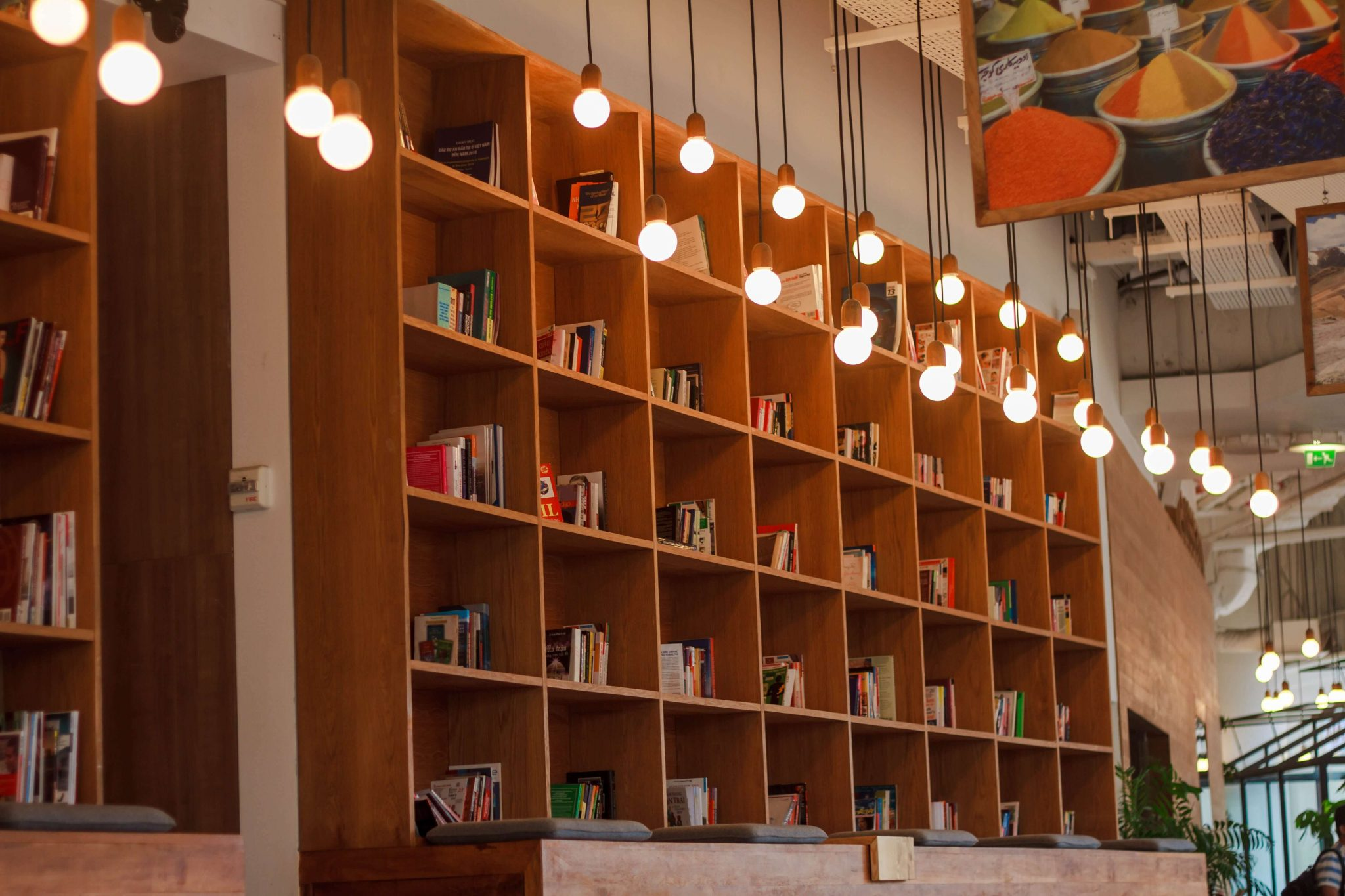 Commercial Interiors Lighting Ideas