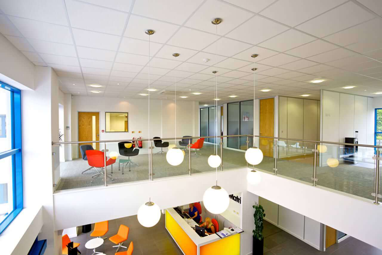 Commercial Interior design Ideas