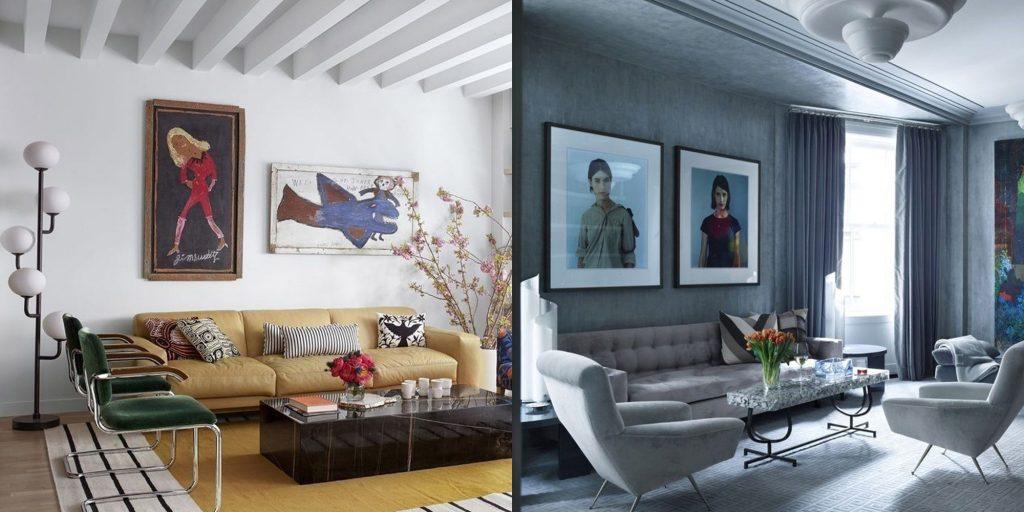 Modern home designs vs contemporary house designs - Interior designer vs decorator ...