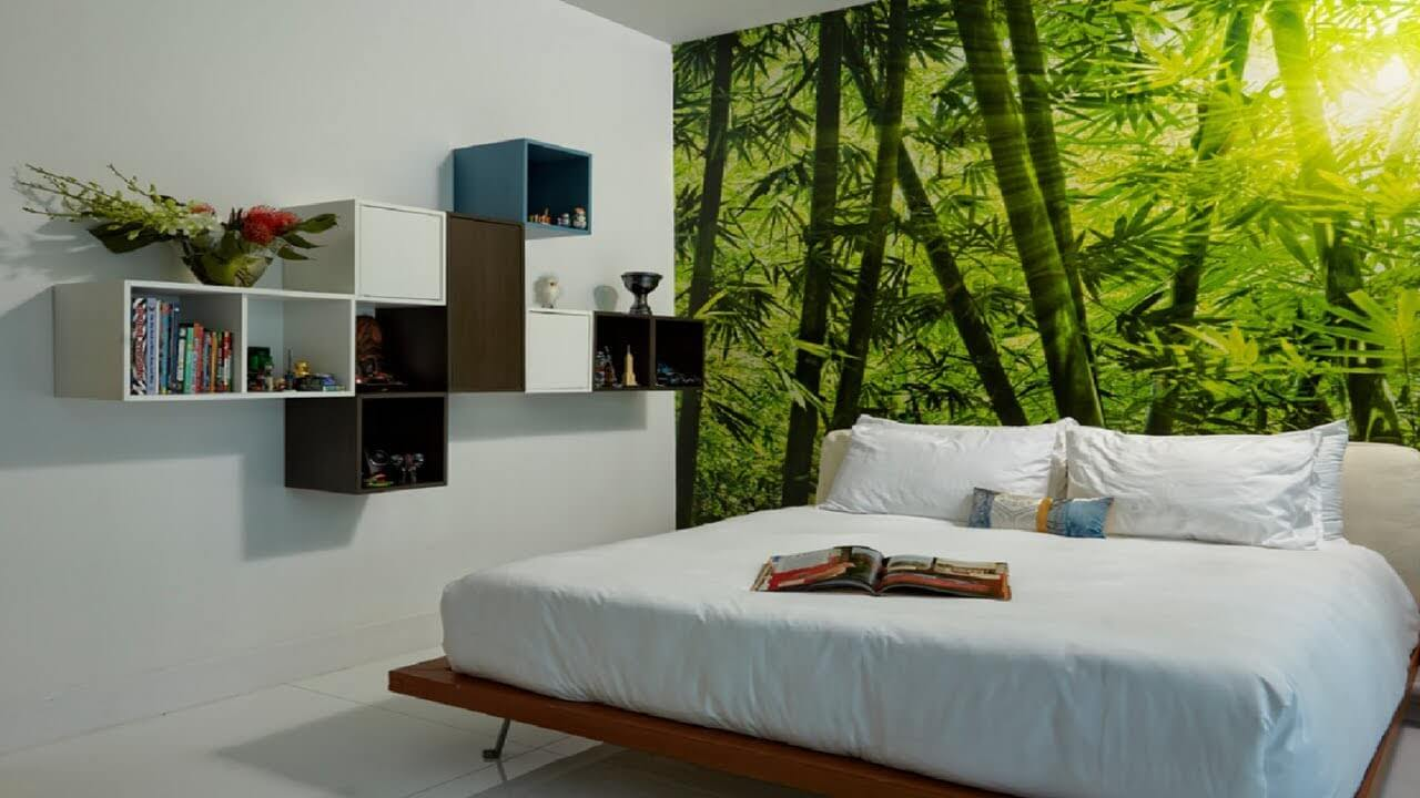 Nature and Master Bedroom