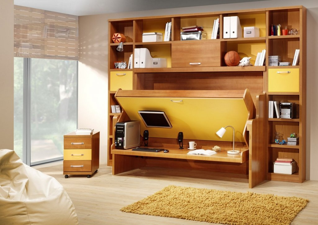 multipurpose furniture for small house design