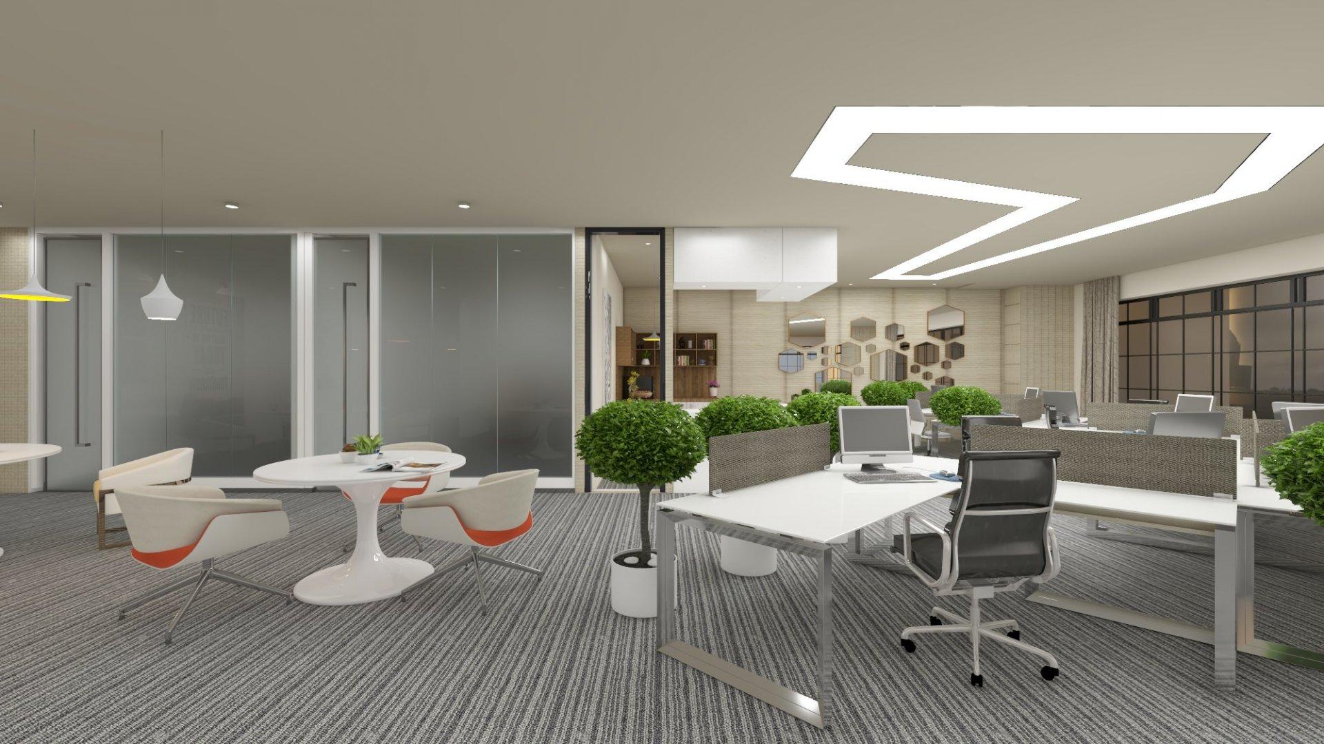 office interior design space