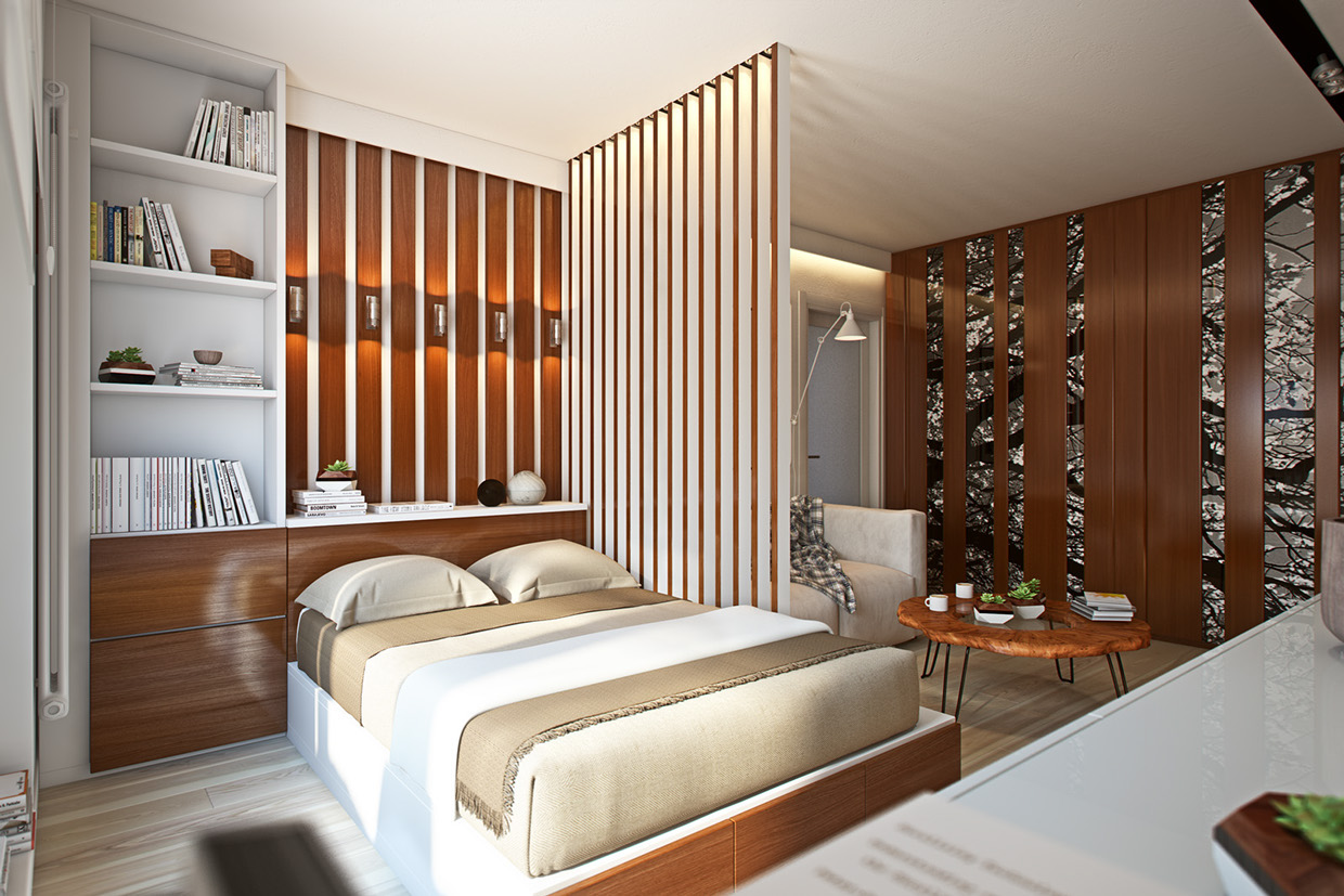 room divider for small house design ideas