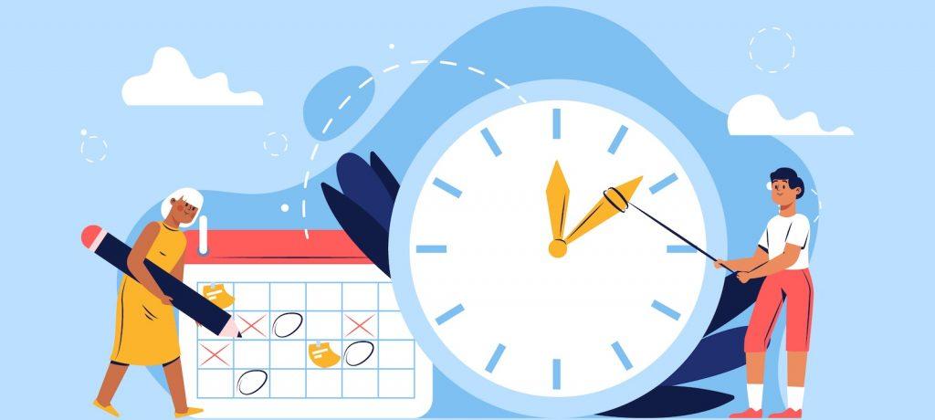 time saving tips - schedule workflow