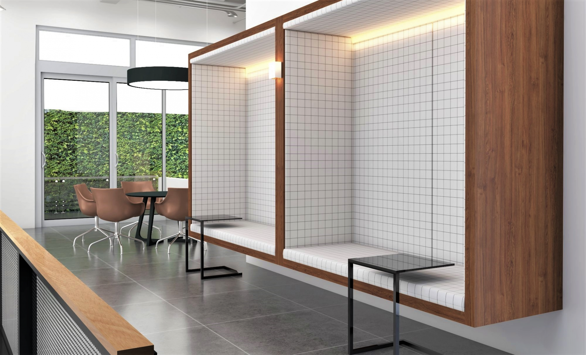 textures for office interior design