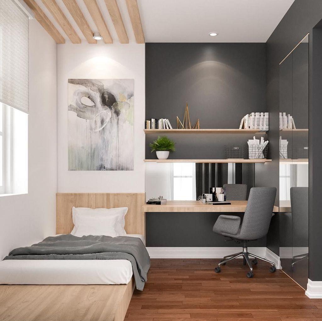 workspace for teen bedroom