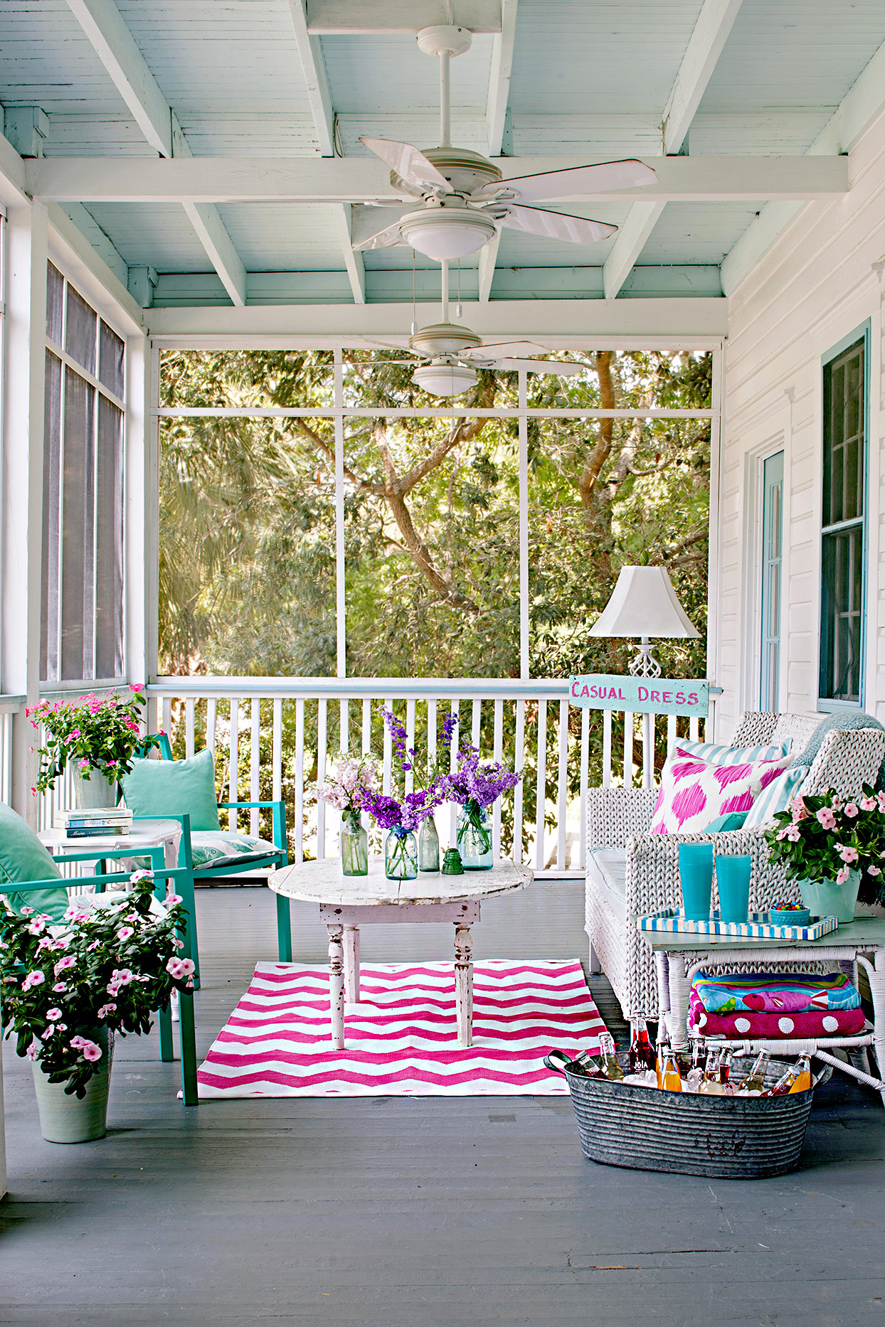 porch design DIY