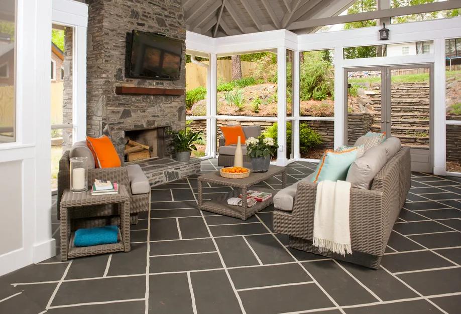 porch design style