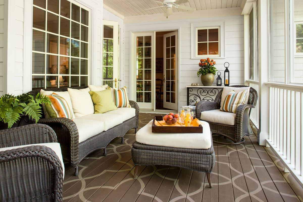 porch painting colors